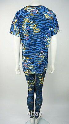 Alexander McQueen McQ Top and Pants Patterned Co-ord Outfit Size UK M BNWTS