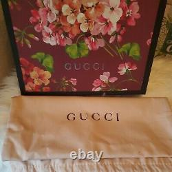 Gucci GG Blooms Bag Flower Pattern DustBag and Box