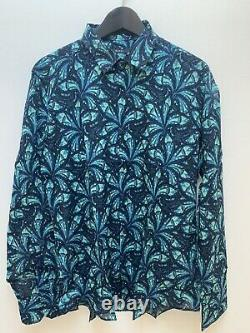 Gucci Shirt Floral Pattern Collectors Item Designed By Tom Ford