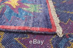 Hand-knotted Carpet 5'0 x 5'4 Shalimar Transitional Wool Rug