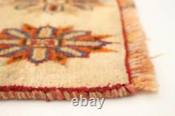 Hand-knotted Turkish Carpet 3'8 x 4'11 Melis Traditional Wool Rug