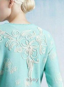 IVKO 100% Cotton Floral Pattern Embroidery Coat