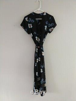 NWT No. 6 Store Miriam Jumpsuit, Blue Amalfi Floral Pattern, size 1 (like small)