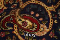 One of a Kind Allover Pattern Semi Antique 8X11 Vintage Oriental Area Rug Carpet