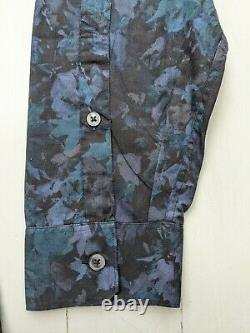 PAUL SMITH SHIRT L 17 inch Collar EXCELLENT CIONDITION Floral Pattern COOL